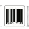 2000 Etiquettes Micro 25.4x23.7 mm DEAC