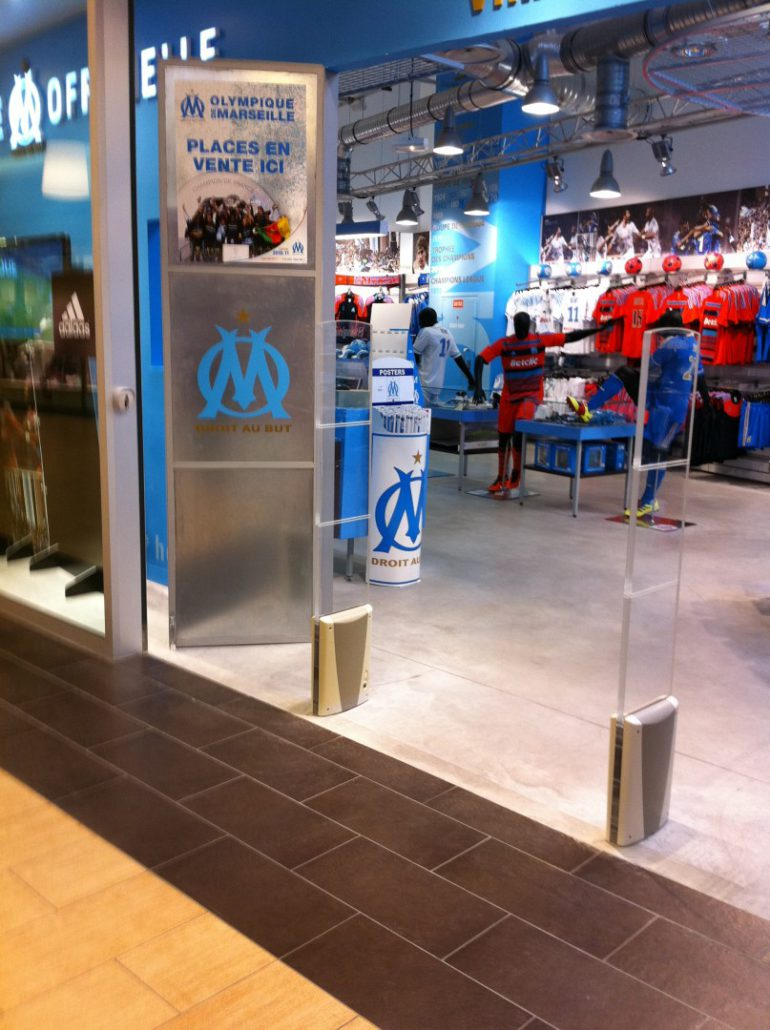 meilleur antenne antivol magasin
